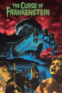 The Curse of Frankenstein as Baron Victor Frankenstein