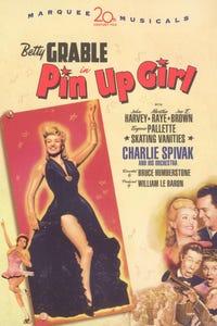Pin-Up Girl as Headwaiter