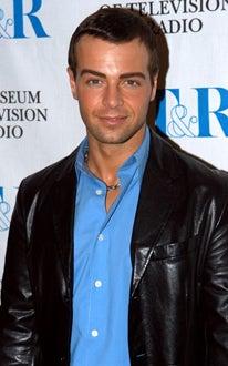 """Joseph Lawrence - Television Festival's """"American Dreams"""", March 2003"""