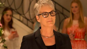 Check Out Jamie Lee Curtis' Spot-On Re-creation of Her Mom's Psycho Shower Scene