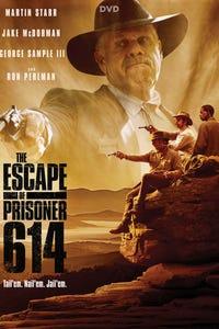 The Escape of Prisoner 614 as Warden Cox