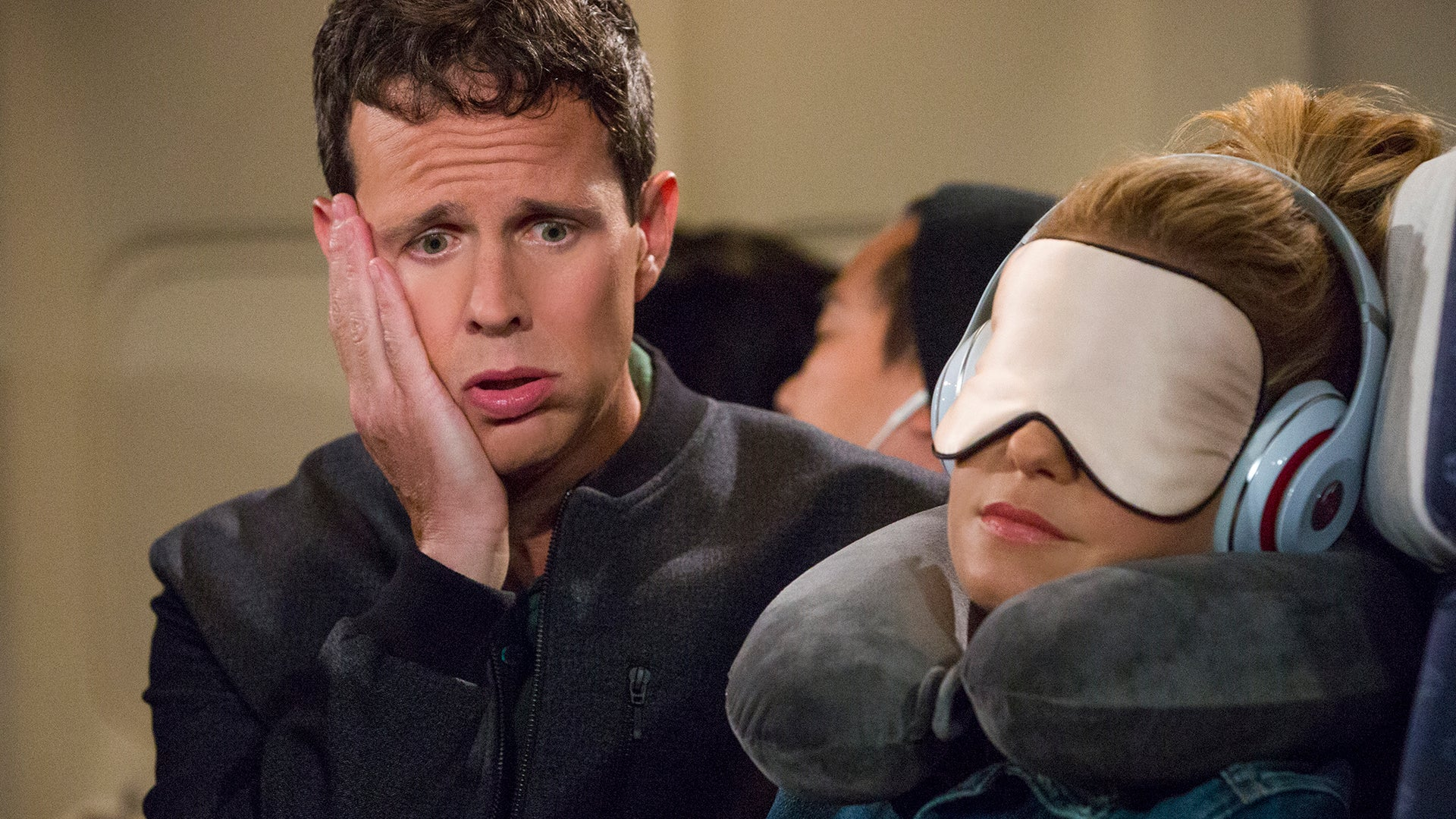 Scott Weinger and Candace Cameron Bure, Fuller House