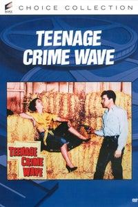 Teen-Age Crime Wave as Al