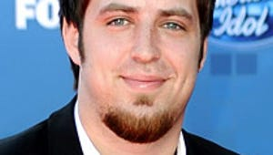 Lee DeWyze: I Wouldn't Want to Have a Drink With Nigel Lythgoe