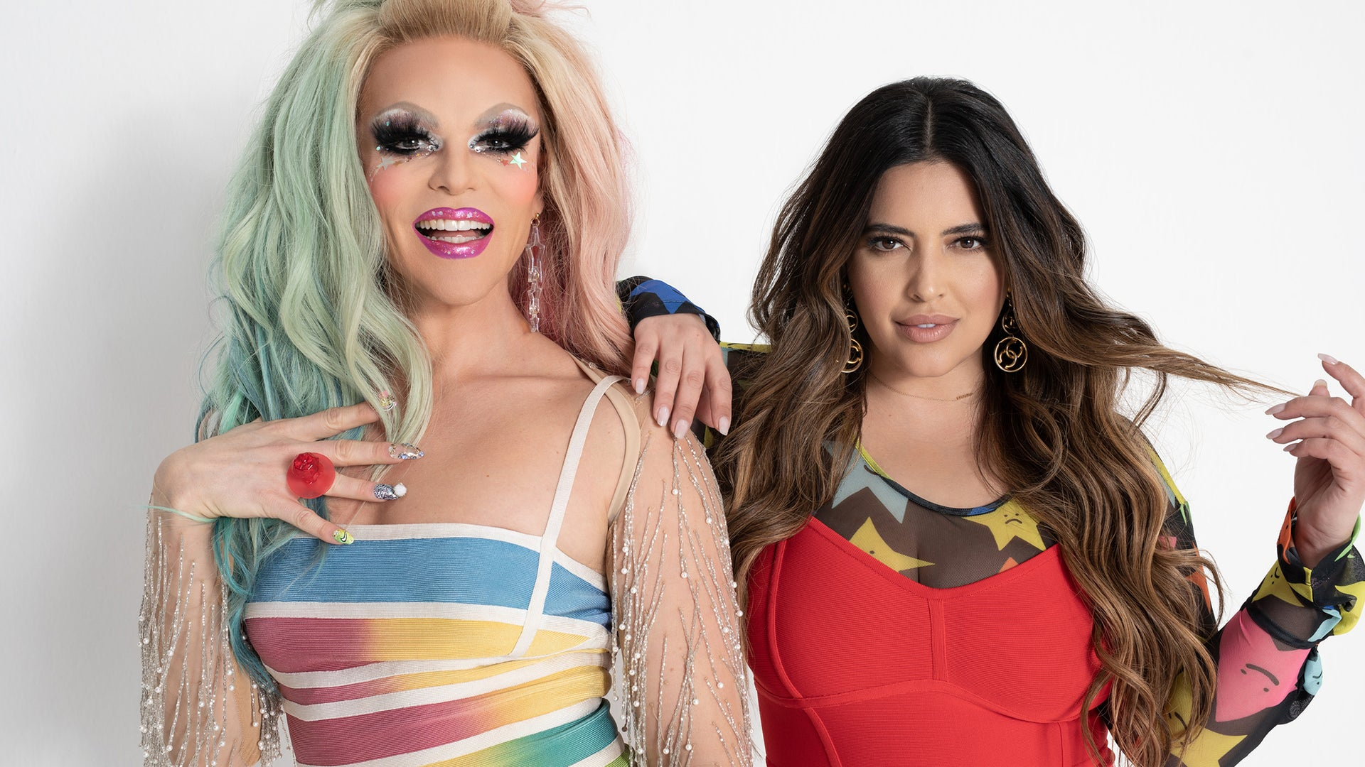 Fashion's A Drag Model/actress Willam Belli joined by supermodel Denise Bidot kick back with their closest drag queen friends to break down what the hottest celebs are wearing and all that's happening in the world of fashion.