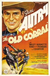 The Old Corral as Garland