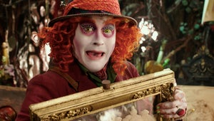 Box Office: Alice Through the Looking Glass Stumbles Against X-Men: Apocalypse