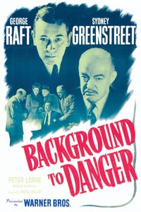 Background to Danger as Joe Barton