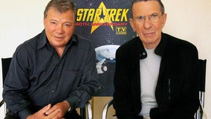 See William Shatner's Touching Twitter Remembrance of Leonard Nimoy