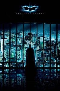 The Dark Knight as The Joker