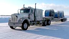 Ice Road Truckers Make Trip to Big Screen