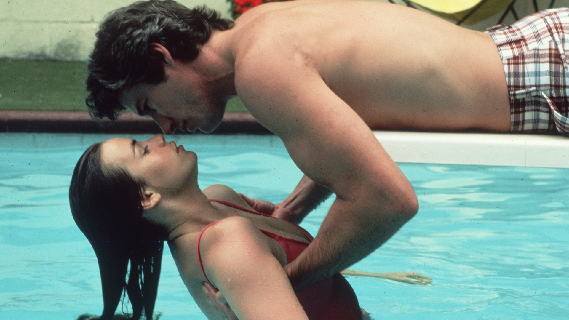 Richard Gere and Valerie Kaprisky, Breathless