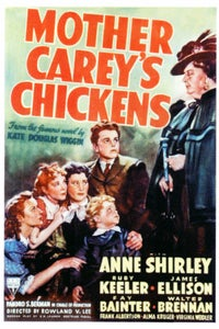 Mother Carey's Chickens as Capt. Carey