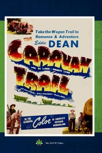 The Caravan Trail as Silas Black