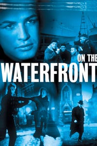 On the Waterfront as Father Barry