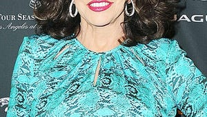 Joan Collins Returns to TV for The Royals