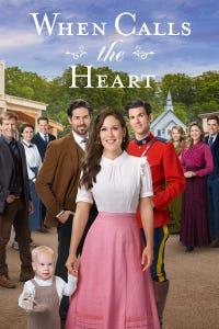When Calls the Heart as Abigail Stanton