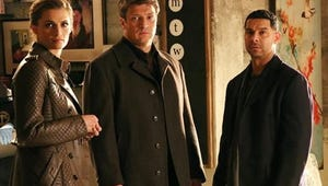 Castle First Look: Rick's Haunted! Who Does He Call for Help?
