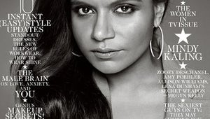 Mindy Kaling's Elle Magazine Cover Sparks Controversy