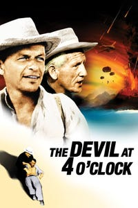 The Devil at 4 O'clock as Gaston