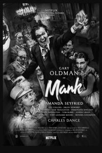 Mank as Herman Mankiewicz
