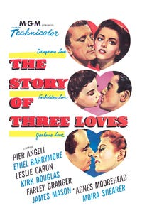 The Story of Three Loves as Pierre Narval