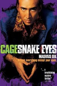 Snake Eyes as Secretary Charles Kirkland