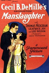 Manslaughter as Drummond, a Policeman