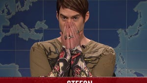 Saturday Night Live: Bill Hader Brought Stefon Back for St. Patty's Day Club Advice