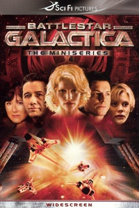Battlestar Galactica as Gaius Baltar