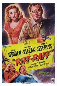 Riffraff as Rabbit