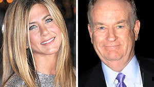 Jennifer Aniston Fires Back at Bill O'Reilly Over Single Motherhood Comments