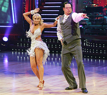 Dancing with the Stars - Season 6 - Penn Jillette, Kym Johnson