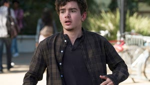 The Fosters: A Jail Stint Gives Aaron a Terrifying Wake-Up Call