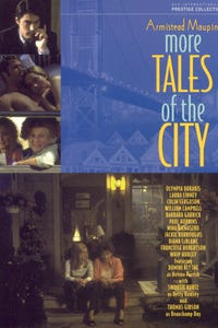 Armistead Maupin's 'More Tales of the City' as Burke Andrews