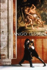 The Tango Lesson as Shoe Man