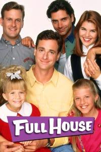 Full House as Rebecca Donaldson Katsopolis